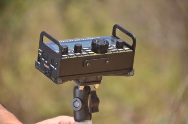 KX2 VFO A knob on KX2
